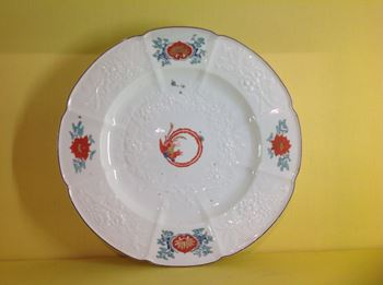 A Chelsea plate