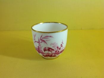 A Sevres coffee cup