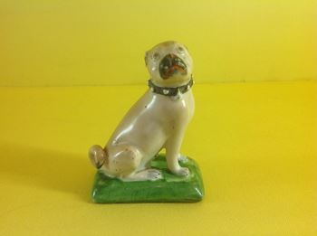 A Derby model of a pug
