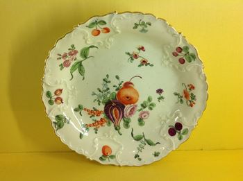 A Chelsea round dish