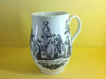 A Worcester mug