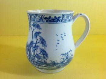 A Bow mug