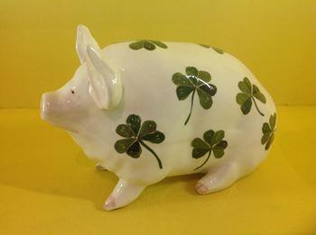 A Wemyss small pig