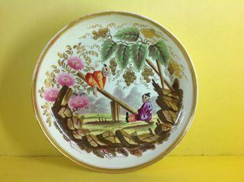 A Minton saucer dish