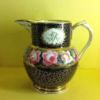 A Chamberlain's Worcester jug