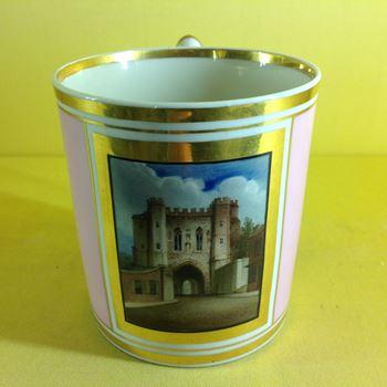 A Chamberlain's Worcester mug