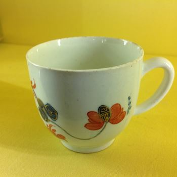A Bow coffee cup
