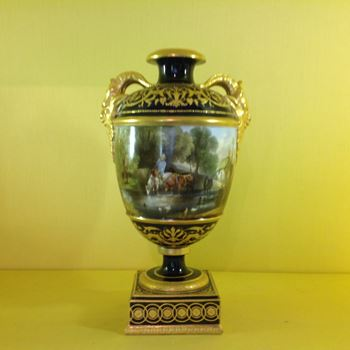 A Copeland vase