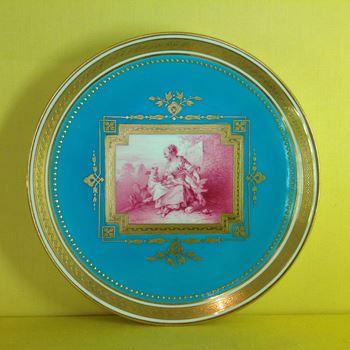 A Minton plate