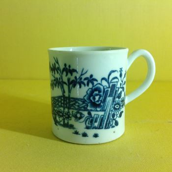 A Worcester small mug or can