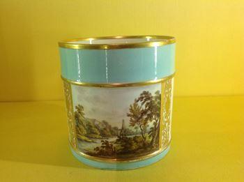 A Derby Porter. mug