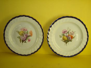 A good pair of Derby plates