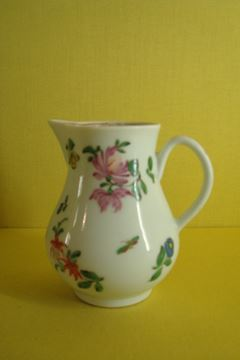 A Worcester sparrow beak cream jug