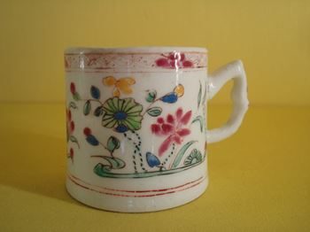 An early Bow coffee can